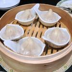 台湾中華 東明飯店 - 小籠包(5個)¥1050
