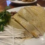 chuukasaikandouhatsu - 蒸し鶏の冷菜1,980円