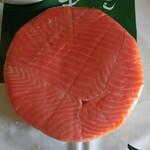 122195940 - 鱒の寿司(一段)