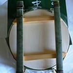 122195966 - 鱒の寿司(一段)