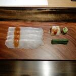 Mitsuyasu - 明石産ひらめ造り