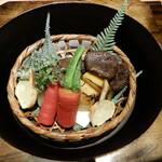 Mitsuyasu - 冬野菜の八寸