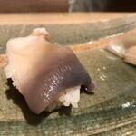 鮨ふく - 北海道産 北寄貝