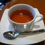 新町バール la cima - ☆食後の紅茶も付いています☆