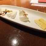 パルティータ - 世界のチーズ