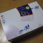 12220901 - 菓匠 三全:萩の月