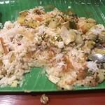 インド食堂ワナッカム - マジェマジェ(笑)