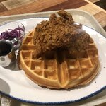 WAFFLE CHICKEN HOMIES -