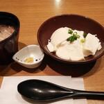 大戸屋 - 手作り豆腐 200円