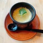 権八 SUSHI - 茶碗蒸し