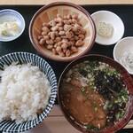 納豆スタンド 令和納豆 -