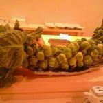 12221717 - 季節の野菜 芽キャベツ