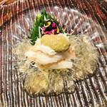 122210216 - 島根県境港の松葉ガニ 蟹味噌 蟹のジュレ