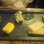 ゴルゴン9 - チーズ