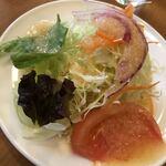 モンヴェール - ランチ付きサラダ
