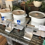 CORAL KITCHEN at cove - スープバー