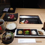 琉球の牛 - 特選リブステーキランチセット:3718円