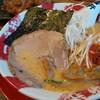 Jukuseitonkotsuramensemmonichibanken - 料理写真:濃厚味噌豚骨ラーメン 大辛