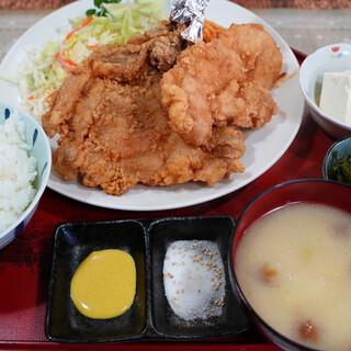 正和食堂 - 料理写真:山賊定食 大
