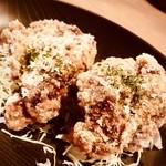 ぐるりや - イチオシ、鶏竜田揚げ