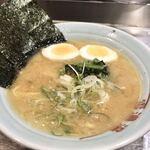 雪濃湯 - 料理写真:醍醐 (麺半分)