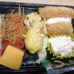 2丁目SOZAI - のり弁当¥380