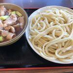 122233555 - 肉汁うどん 中 ¥950-