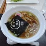 佐野ハイウェイレストラン - 料理写真:青竹手打佐野ラーメン968円