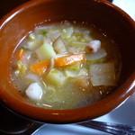 12224192 - 具沢山野菜スープ