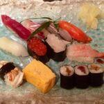 阿部寿司 - 日替わりランチ