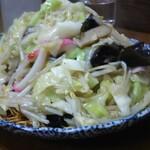 Nagasakisaikan - 野菜たっぷり皿うどん
