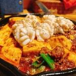 mezonchainaumemoto - 白子入り四川麻婆豆腐