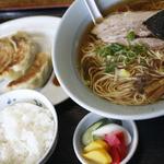 伊豆高原 餃子こうげん倶楽部 - 料理写真: