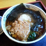 12225854 - 納豆おろし蕎麦(\1100)