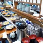 12225855 - 惣菜ブッフェコーナー