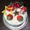 パティスリーメリクリ - 料理写真:ショートケーキ4号サイズ2990円