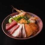 カンパイ - 海鮮丼