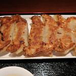 たまたま - 焼餃子定食