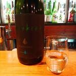 日本酒庵 吟の杜 - 白木久BLACKLABEL 純米無濾過生原酒