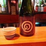 日本酒庵 吟の杜 - 純米 無濾過生原酒