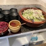 香季庵 - サラダ