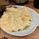 串カツ田中 - マカロニサラダ