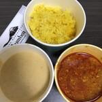 ムンバイ エクスプレス - 料理写真: