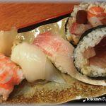 一千庵 - 料理写真:寿司アップ