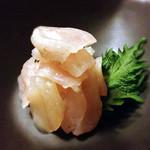 彩食献味粋込 - 料理写真:ナゴヤフグの昆布〆