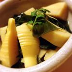 彩食献味粋込 - 若竹煮