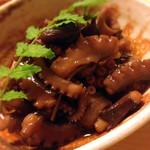 彩食献味粋込 - 柳蛸の煮込み