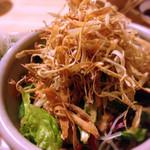 彩食献味粋込 - 牛蒡サラダ