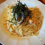 スパゲティハウスMACKY - 海の幸のタラコマヨネーズ