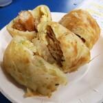 喜多士豆漿蛋餅 - 料理写真: